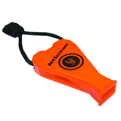 Ultimate Survival Technologies JetScream Whistle Orange