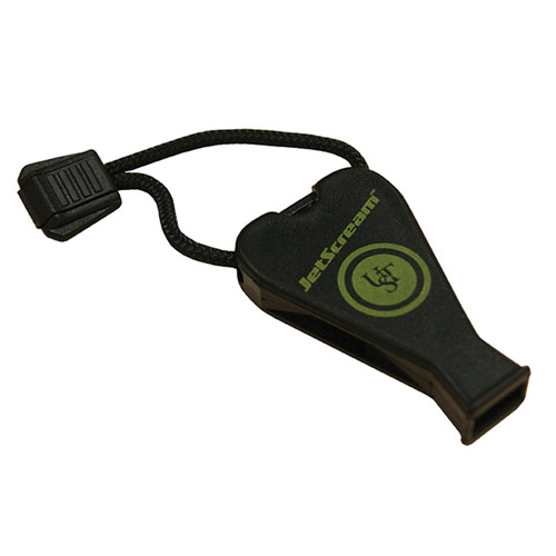 Ultimate Survival Technologies JETSCREAM WHISTLE Black