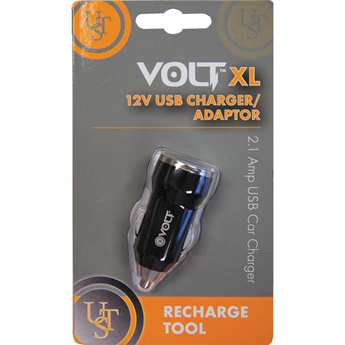 Ultimate Survival Technologies VOLT XL 12V Dual USB ADAPT Black