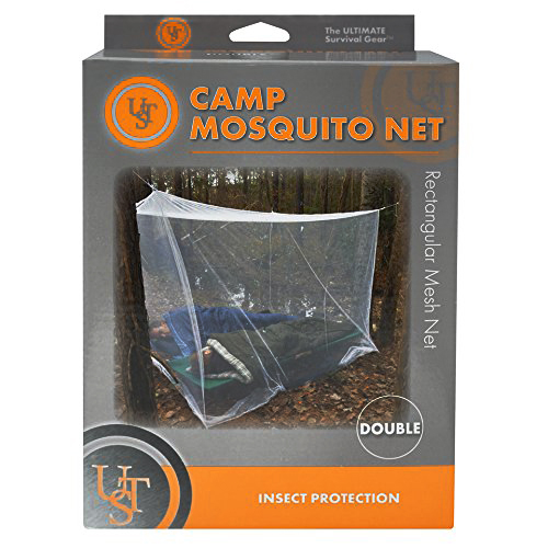 Ultimate Survival Technologies Camp Mosquito Net Double