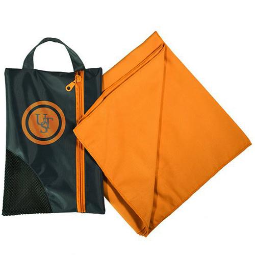 Ultimate Survival Technologies MicroFiber Towel 2.0, Orange