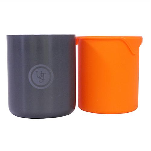 Ultimate Survival Technologies Double Up Cup, Orange