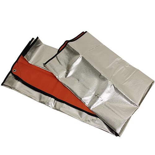 Ultimate Survival Technologies Survival Blanket 2.0, Orange