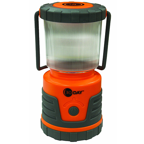 Ultimate Survival Technologies 30-DAY Lantern Orange