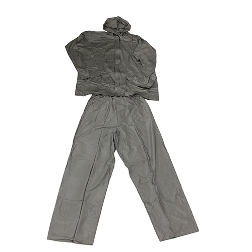 Ultimate Survival Technologies Adult All-Weather Rain Suit X-Large, Gray
