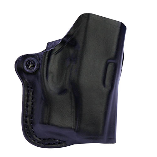 Viridian Green Lasers Mini Scabbard Waistband Holster, Black, Right Handed, Ruger LC9|380