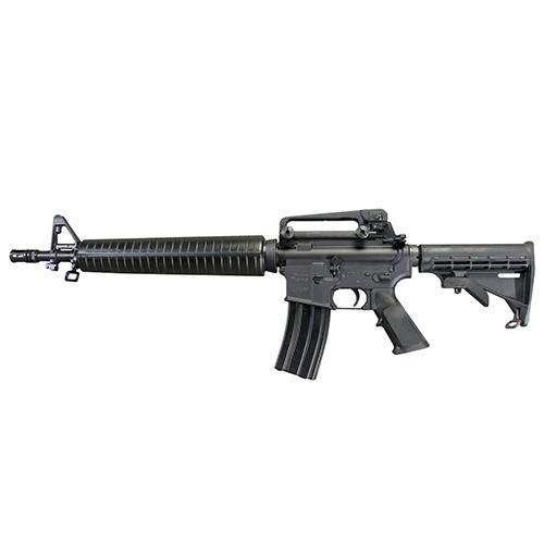 Windham Weaponry R16M4DA4T M4 Dissipator Semi-Automatic 223 Remington|5.56 NATO 16 30+1 6-Position Blk Stk Blk in.