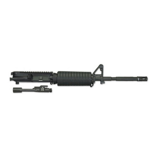 Windham Weaponry UR16M4LHB Complete Upper Assembly 223 Remington|5.56 NATO 16 4150 Steel M4 Profile Black Barrel Finish in.