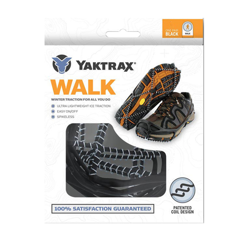 Yaktrax Walk Black, Medium