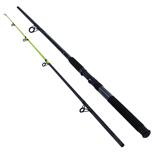 Zebec Big Cat 2 Piece Medium Heavy Spinning Rod