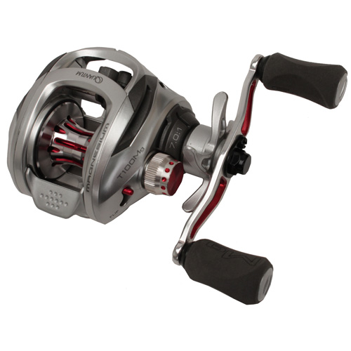 Zebco | Quantum T100HPTMG,,BX2 Tour 100 Mg Right Hand Baitcast Reel 7.0:1
