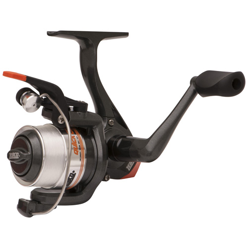 Zebco | Quantum ZQ10,04,CP2 Quickcast Spinning Reel 10sz, Clam Package
