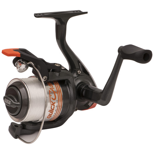 Zebco | Quantum ZQ20,06,CP2 Quickcast Spinning Reel 20sz, Clam Package