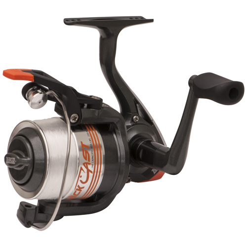 Zebco | Quantum ZQ30,08,CP2 Quickcast Spinning Reel 30sz, Clam Package