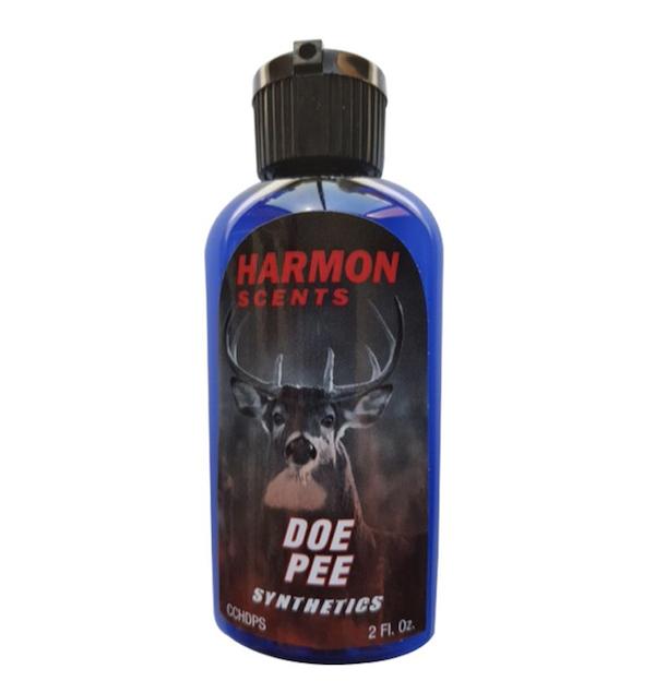 Harmon Scents Doe Pee Synthetic Attractant Doe Urine 2 oz