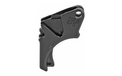 APEX TACTICAL SPECIALTIES 100167 Curved Forward Set Trigger Kit S&W M&P 2.0 Black Anodized 3-4 lbs Right