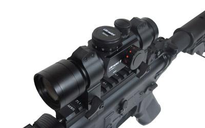 Ultradot 6, Black, 30mm Red Dot Gun Sight UD6