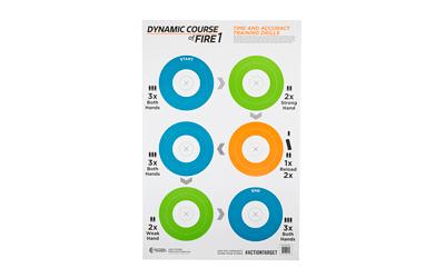 ACTION TARGET INC GS-DCFIRE1-100INC Dynamic Course Paper 23