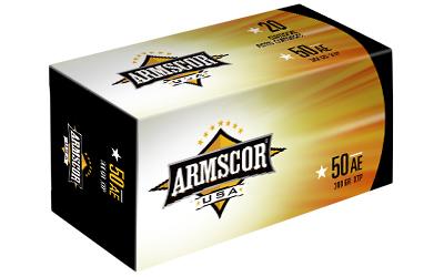 Rock Island Armory Armscor Ammo .50AE 300gr XTP FAC50AE1N