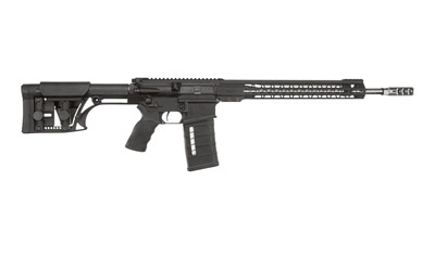 ArmaLite AR103GN18 AR-10 Competition Semi-Automatic 308 Winchester|7.62 NATO 18 25+1 MBA-1 Stk Blk Hard Coat Anodized|Phosphate in.
