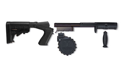 Adaptive Tactical 03000 Venom Kit 10rd Drum Shotgun Magazine for 500