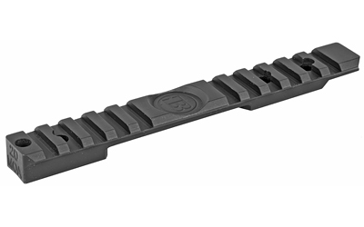 Bergara Rifles BA0008 Remington 700 Rail Mount 20 MOA Style Aluminum Black Finish