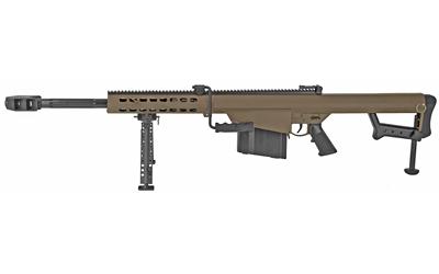 Barrett 18860 M82A1 Semi-Auto 50 BMG 20in. 10+1 Coyote Cerakote