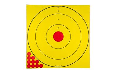 Birchwood Casey LRBET-5PK Long Range Bullseye Blac