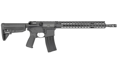 Bravo 780-790 BCM RECCE-14 Semi-Automatic 223 Remington|5.56 NATO 14.5 6-Position Stk Blk in.