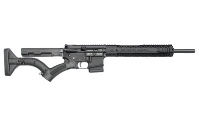 Black Rain BROSPEC15NY SPEC15 Carbine *NY Compliant* Semi-Automatic 223 Remington|5.56 NATO 16 10+1 Thordsen Black Stk Black Hard Coat Anodized in.