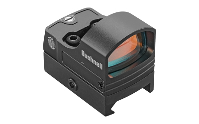 Bushnell RXS, Reflex, 4 MOA Red Dot, Black, Includ