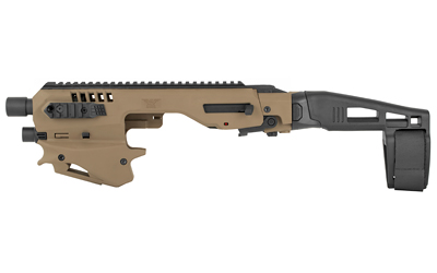 Command Arms MCK Standard Conversion Kit Sig Sauer P320 Synthetic Flat Dark Earth