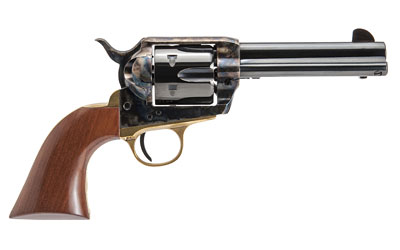 Cimarron PPP45 Pistolero Pre-War 1896-1940 Revolver 357/38 Special 4.75in. Walnut Grip Blued