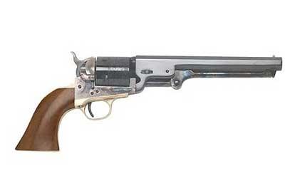 Cimarron Firearms MAN with No NAME 38SPL 7.5-inch