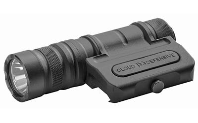 Cloud Defensive OWL9BLK OWL White LED 1250 Lumens CR18650 30Q Battery (2) Black Anodized