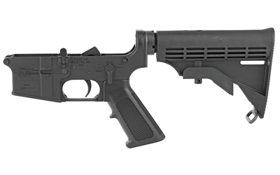 CmmG Resolute 100 Mk4, Complete Lower Receiver, Semi-Auto, 223 Rem/556NATO, 55CA337