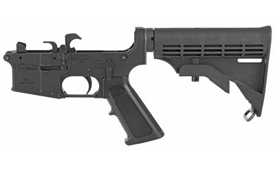 CmmG Resolute 100 Mk9, Complete Lower Receiver, Semi-Auto, 9mm, Accepts Colt Style Mags 90CA34E