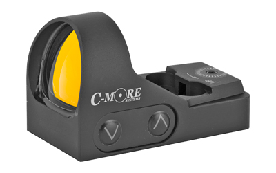 C-More Systems RTS V5 Red Dot, 6MOA, Black RTS2B-6