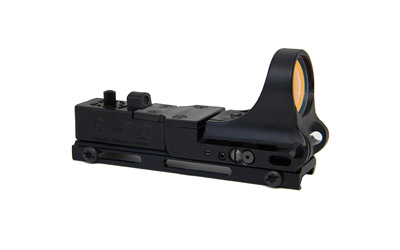 C-More Systems Railway Standard Red Dot, Fits Picatinny, 8MOA, Black RWB-8