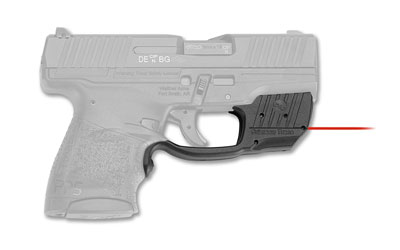 Crimson Trace LG482 Laserguard  Red Laser Walther PPS M2 Trigger Guard Black