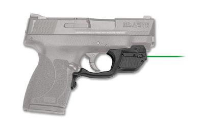 Crimson Trace LG485G Laserguard  Green Laser S&W M&P Shield 45 Trigger Guard Black