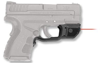 Crimson Trace LG496 Laserguard  Red Laser Springfield XD Mod.2 Trigger Guard Black