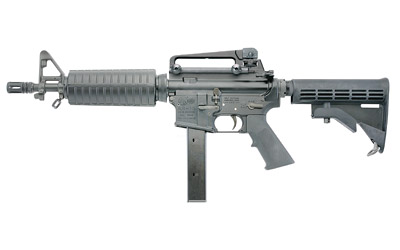 Colt Firearms AR-15 LE 6991 Black 9MM 10.5-inch 32 SBR