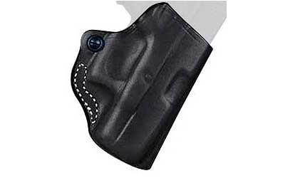 Desantis Gunhide 019BAG9ZO Mini Scabbard S&W M&P Shield 9 40 w Lasermax Leather Black