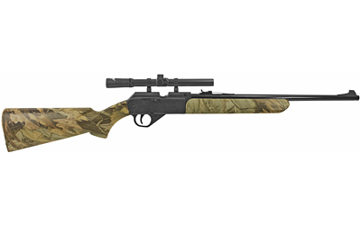 Daisy Camo Grizzly w/ Scope, Air Rifle, 177 Pellet