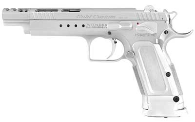 EAA Corp Witness Gold .38 Super 18rd Chrome 3PRT CMP