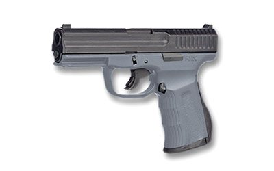 FMK G9C1G2UG 9C1 G2 FAT Single 9mm Luger 4 14+1 Urban Gray Polymer Grip|Frame Black Carbon Steel in.