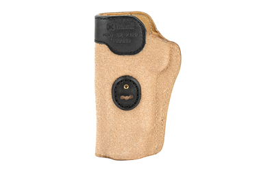 Galco S2212B Scout 3.0 IWB Ruger SP101 2.25in. Steerhide Natural w/Black Mouth Band