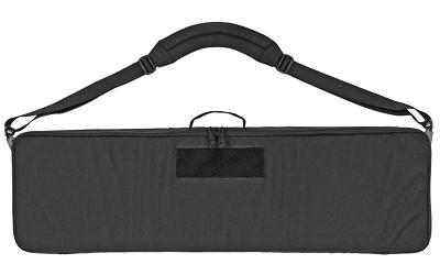 Grey Ghost Gear Rifle Case, Black, 38