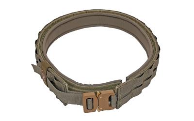 Grey Ghost Gear Belt, XLarge, Ranger Green, UGF Ba